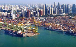 Στα φετινά Ποσειδώνια, θα δώσουν το «παρών» τα παραδοσιακά ναυτιλιακά κέντρα της Σιγκαπούρης (φωτ.), του Χονγκ Κονγκ, της Κύπρου και της Μάλτας.