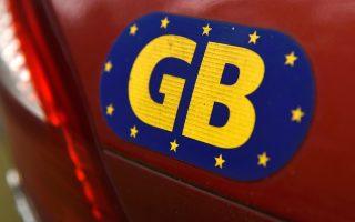 Οι υποστηρικτές της παραμονής της Βρετανίας στην Ε.Ε. δεν διστάζουν να το δηλώσουν, τοποθετώντας ακόμα και στα οχήματά τους τα σχετικά αυτοκόλλητα.