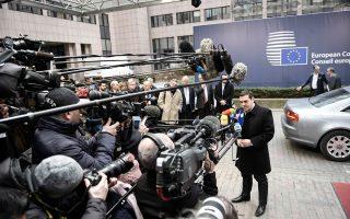Παρά την υποστήριξη της Γερμανίας, δεν ήταν όλα θετικά για τον κ. Τσίπρα στη Σύνοδο Κορυφής, αφού η αβεβαιότητα για τη Σένγκεν παρατείνεται.