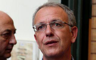 Ο γραμματέας της Κ.Ε. του ΣΥΡΙΖΑ, Παναγιώτης Ρήγας, θα οργανώσει το συνέδριο του κόμματος.