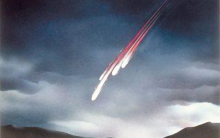 Στη «Δηλητηριώδη ζώνη», ο Κόναν Ντόιλ βάζει τη Γη να περνάει μέσα από ένα φονικό αστρικό νέφος.