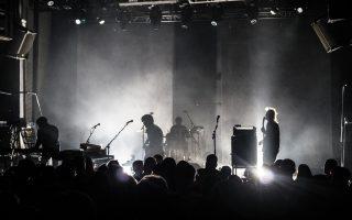 Οι Electric Litany εμφανίστηκαν το περασμένο Σάββατο μπροστά στο κοινό που γέμισε το Fuzz.