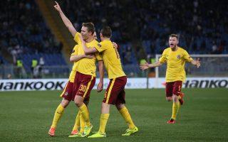 Η Σπάρτα Πράγας απέκλεισε τη Λάτσιο, στη Ρώμη, με 3-0.