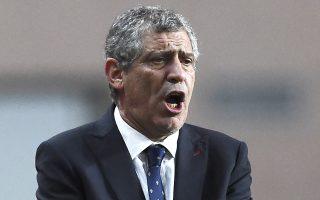 Η Πορτογαλία του Φερνάντο Σάντος αντιμετωπίζει σήμερα το Βέλγιο.