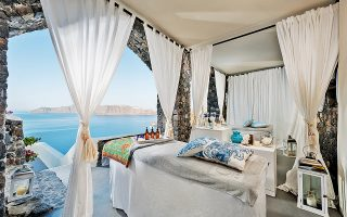 CANAVES OIA SUITES SPA