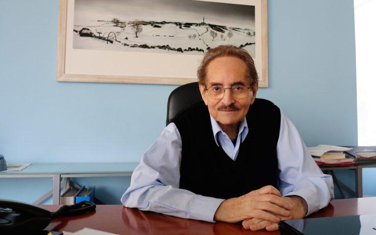 Δ. Εϊπίδης: «Δεν θα εγκαταλείψω το ντοκιμαντέρ»