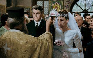 Το εμβληματικό «Η δε γυνή να φοβήται τον άνδρα», με τους Γιώργο Κωνσταντίνου και Μάρω Κοντού, θα ξαναπροβληθεί έγχρωμο στους κινηματογράφους.