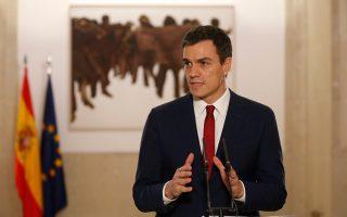 Ο επικεφαλής των Σοσιαλιστών, Πέδρο Σάντσες, απέτυχε και αυτός, την εβδομάδα που πέρασε, να λάβει ψήφο εμπιστοσύνης από το Κοινοβούλιο.