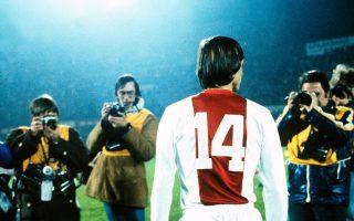 Ο Κρόιφ αντικατέστησε την επιτελική θέση του «δεκαριού» με το θρυλικό «14» στην πλάτη, μια ολλανδική καινοτομία στα συλλογικά και εθνικά ποδοσφαιρικά δρώμενα.