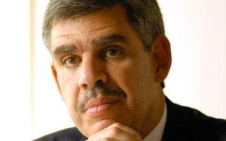 Ο Μοχάμεντ ελ Εριάν, οικονομικός επικεφαλής της Allianz.