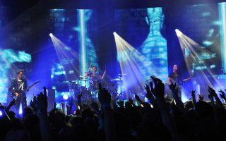 Οι Muse, φετινοί headliners στο κορυφαίο μουσικό φεστιβάλ του Glastonbury και στο απόγειο των δημιουργικών τους δυνάμεων, έρχονται στη χώρα μας στα τέλη Ιουλίου, στο πλαίσιο του Eject Festival.