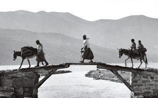 Η Σπιναλόγκα, φωτογραφημένη το 1918 από τον Φρεντ Μπουασονά.