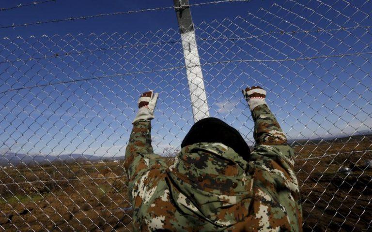 Ιταλοί καραμπινιέροι στα ελληνοαλβανικά σύνορα