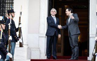Σημαντικές γεωπολιτικές παραμέτρους έκρυβαν οι συνομιλίες Τσίπρα - Σαρκισιάν.