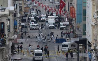 H βομβιστική επίθεση στην Κωνσταντινούπολη ξαναθύμισε στους παλαιότερους την πλέον αιματηρή δεκαετία της σύγχρονης Ιστορίας της Τουρκίας, αυτήν του 1970.