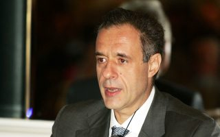 Ο γενικός γραμματέας της Ελληνικής Ενωσης Τραπεζών, κ. Χρήστος Γκόρτσος.
