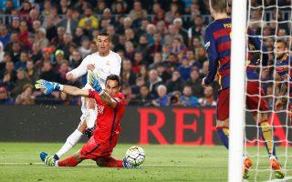 Η Ρεάλ Μαδρίτης πλήγωσε το γόητρο της Μπαρτσελόνα, η οποία σήμερα θα αντιμετωπίσει για το Τσάμπιονς Λιγκ, την Ατλέτικο.