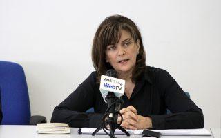Η αναπληρώτρια υπουργός Εργασίας Ράνια Αντωνοπούλου παρουσίασε χθες το χρονοδιάγραμμα υλοποίησης των νέων προγραμμάτων.