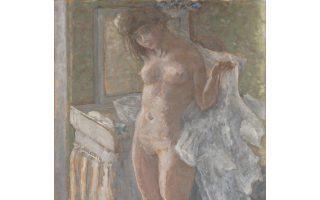 «Dans le cabinet de toilette» του Μπονάρ, ένα από τα έργα που άλλαξαν χέρια.