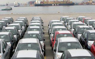Από το σύνολο των ταξινομήσεων καινούργιων αυτοκινήτων πέρυσι το 40% έγινε από τον κλάδο ενοικιάσεων αυτοκινήτων.
