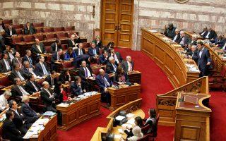 Ο πρωθυπουργός Αλ. Τσίπρας κατηγόρησε τον πρόεδρο της Νέας Δημοκρατίας Κυρ. Μητσοτάκη ότι έσπευσε να ζητήσει εκλογές πριν από την κρίσιμη για τη χώρα αξιολόγηση.