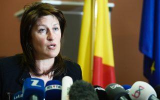 Η Ζακλίν Γκαλάν αρνήθηκε ότι γνώριζε τα αποτελέσματα των επιθεωρήσεων στα αεροδρόμια.