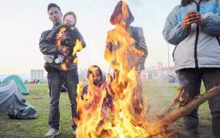 Το φωτογραφικό πρότζεκτ του GMB Akash για τους πρόσφυγες στη Λέσβο, την Ειδομένη και την Αθήνα είναι αποτέλεσμα μιας έντιμης ζύμωσης.
