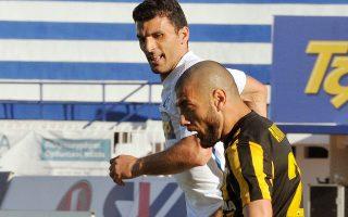 Η ΑΕΚ δυσκολεύτηκε να κάμψει την αντίσταση του Ατρομήτου, όμως έκλεισε θέση στον τελικό του Κυπέλλου Ελλάδος που θα διεξαχθεί στο ΟΑΚΑ στις 7 Μαΐου.