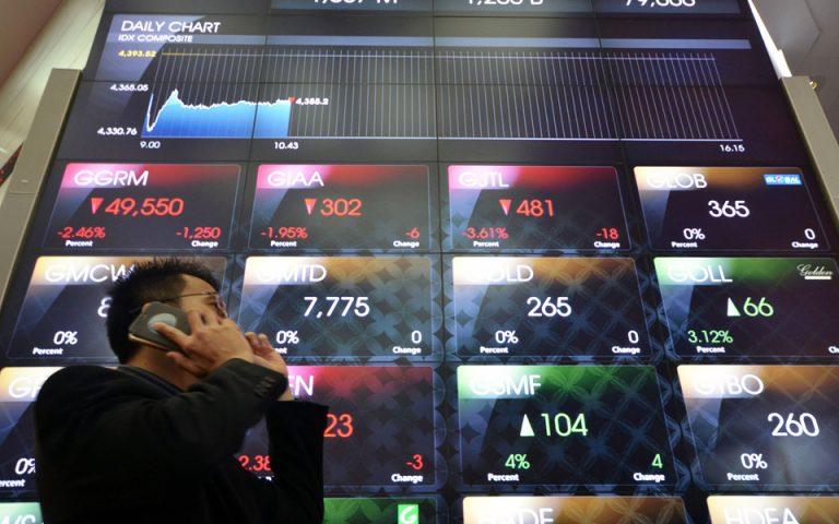 Ανοδος στις ευρωπαϊκές αγορές λόγω πετρελαίου