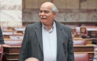 Ο πρόεδρος της Βουλής των Ελλήνων δεν είναι αυτό που λέμε «χαρά Θεού»;