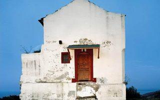 Οι φωτογραφίες του Στράτου Καλαφάτη ταξιδεύουν στην Ιταλία.