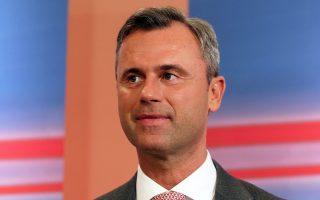 Ο υποψήφιος πρόεδρος του FPO θεωρεί αναπόφευκτη την επαναφορά ελέγχων διαβατηρίου στο Μπρένερ.