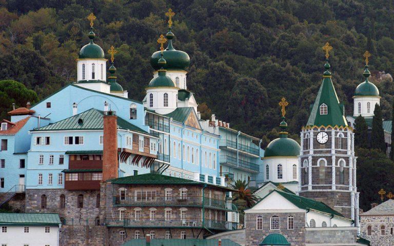 Τα ρωσικά μυστήρια του Αγίου Ορους