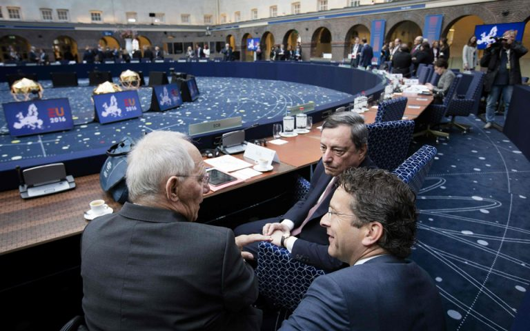 Eurogroup: Αμεση νομοθέτηση επιπλέον μέτρων 2% του ΑΕΠ