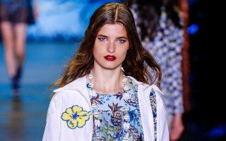 Pixelformula  womenswear  ready to wear prêt a porter summer 2016 Anna Sui