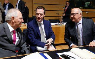 Την περασμένη εβδομάδα οι υπουργοί Οικονομικών της Μ. Βρετανίας Τζορτζ Οσμπορν, της Γερμανίας Βόλφγκανγκ Σόιμπλε, της Γαλλίας Μισέλ Σαπέν (φωτογραφία), της Ιταλίας Πιερ Κάρλο Παντοάν και της Ισπανίας Λουί ντε Γκίντος, στο περιθώριο της Εαρινής Συνόδου του ΔΝΤ, έκαναν έκκληση σε όλες τις χώρες να συμπεριλάβουν πλέον στα εθνικά αρχεία τελικούς δικαιούχους εταιρειών, τραστ, ιδρυμάτων κ.λπ.