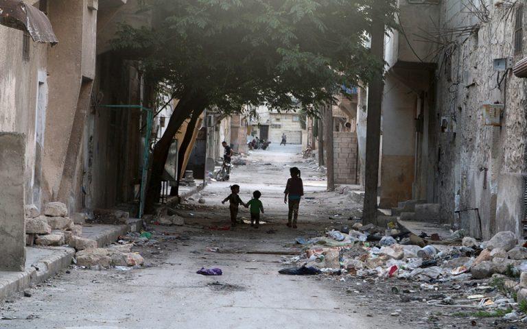 Συρία: Τουλάχιστον 23 νεκροί από βομβαρδισμούς στο Χαλέπι