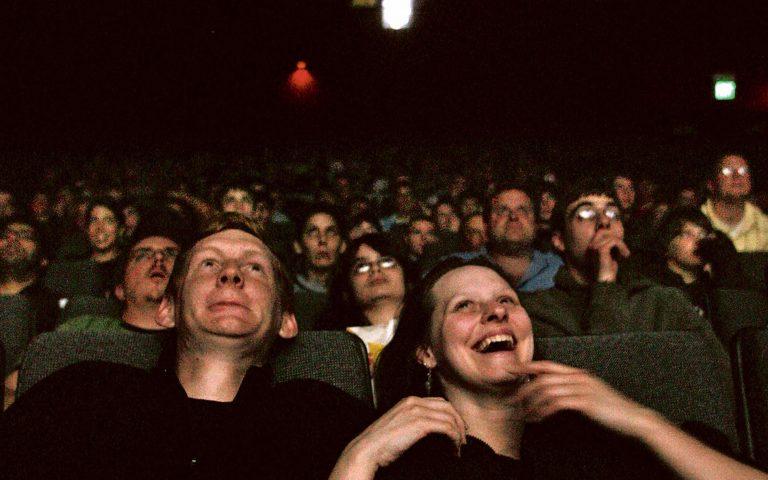 Το σινεμά δεν φοβάται τίποτα