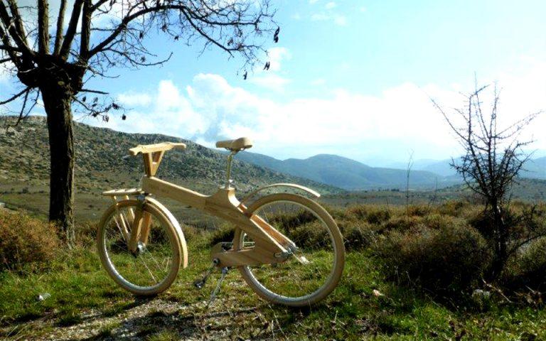 Πρόσκληση για το Athens Wooden Bike Tour 2016 by COCO-MAT