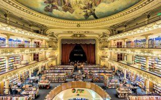 Το El Ateneo Grand Splendid άνοιξε για πρώτη φορά τις πόρτες του τον Μάιο του 1919 ως Teatro Grand Spelendid.