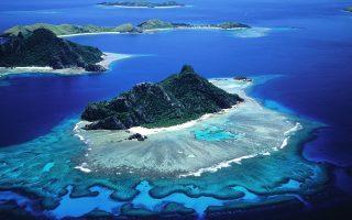 Τα νησιά Γκαλαπάγκος, στον Ισημερινό, ένα σύμπλεγμα ηφαιστειογενών νήσων που έχουν μαγέψει επιστήμονες, ερευνητές και συγγραφείς.