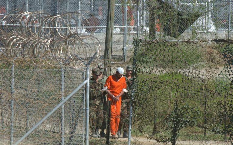 ΗΠΑ: Εννέα κρατούμενοι στο Γκουαντάναμο μεταφέρθηκαν στη Σ. Αραβία