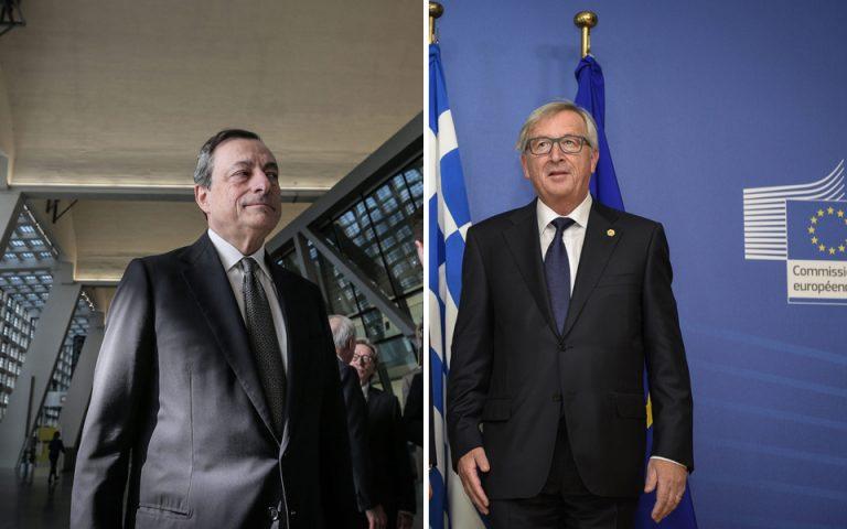 Εκταμίευση μετά τον Ιούνιο «βλέπουν» οι Βρυξέλλες