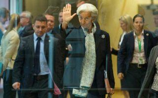 Ο κ. Τσίπρας αποφάσισε να απευθύνει επιστολή προς την επικεφαλής του ΔΝΤ, Κριστίν Λαγκάρντ, ζητώντας εξηγήσεις για τα όσα έγιναν γνωστά.