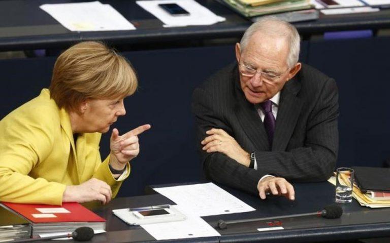 Τα διλήμματα Ε.Ε. και ΔΝΤ στο Βερολίνο