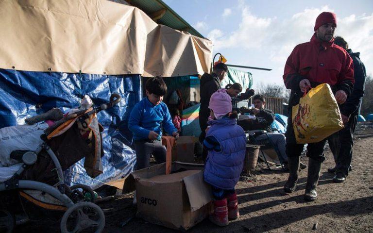 Προβληματισμοί του Βερολίνου για το προσφυγικό