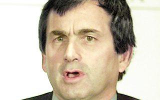 Ο κ. Τομ Μίλερ, πρώην πρέσβης των ΗΠΑ στην Ελλάδα.
