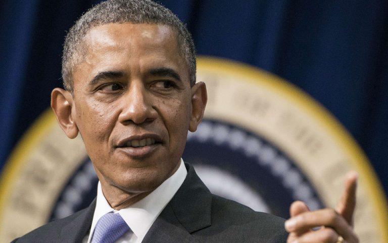 Ομπάμα: Εως και 10 χρόνια για τη συμφωνία στις εμπορικές συναλλαγές Βρετανίας – ΗΠΑ