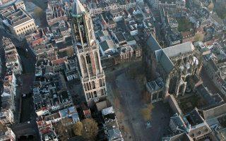 Τι κι αν λένε την Ουτρέχτη μικρό Αμστερνταμ...
