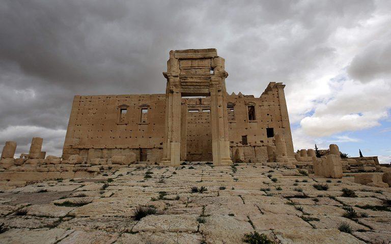 Τα μνημεία της Παλμύρας